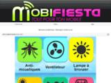 Application mobile et applications portable