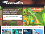 MobiGaming - jeu mobile IOS et Android
