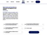 Home - Formation en Réparation de Téléphone Portable | Mobilax Academy