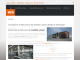 Aloès Red : l'entreprise des mobiliers des mobiliers urbains