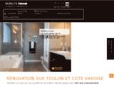 Rénovation, plomberie, électricité, peinture et carrelage sur Aix Marseille, Nice, Toulon
