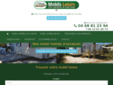 mobils loisirs : vente de mobil homes d'occasion