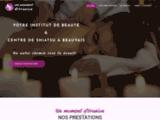 Institut de beauté et centre de shiatsu à Beauvais