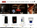 Mon-Café .fr :  spécialiste café en grain et machine expresso