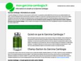 En savoir plus sur le Garcinia Cambogia