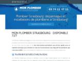 Mon Plombier Strasbourg