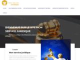 Accueil - Mon Service Juridique