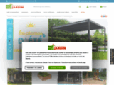 Mobilier de jardin, Tonnelle, Serre, Abri - Mon Aménagement Jardin
