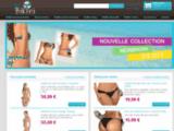 Maillot de bain femme, Bikini brésilien pas cher - Boutique Monbikini