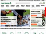 Vaisselle Jetable et Emballage Alimentaire - MonoUso.fr