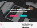 Création SITE WEB à Nouméa - Site Internet NC (Nouvelle-Calédonie)