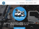Montemeubles-TDK : pour la location de monte-meubles à Paris et en Île-de-Fran