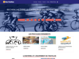 Calendrier du Triathlon, Duathlon, Aquathlon, Bike and Run, Swim Run