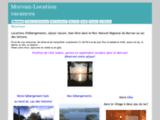 Morvan-Location vacances