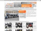 Achat équipements, accessoires moto, Lille, Douai