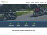 Balades en moto en Provence-Alpes-Côte d'Azur