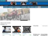 Toute l'actualité moto en vidéo sur MotoWizi ! Retrouvez les vidéos pour tout savoir de l'actualité moto : Actualité, Essais et tests, Scooter, Moto -125cm3, Moto +125cm3, Marques, Aprilia, BMW, Daelim, Ducati, Gilera, Harley Davidson, Honda, Hyosung, Kaw