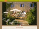 Le Moulin du Rossignol | Maison d'hôtes de charme en Provence