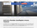 Plombier chauffagiste Muret, Toulouse   M.P.C.E.S