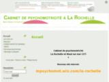 Marion Quesnel psychomotricienne DE  à La Rochelle