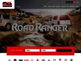 MQ SPRL : hard top et accessoires 4x4