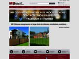 Vente de clôtures sur internet, vos clôtures en ligne | MR Clôtures