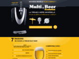 Multi Beer : La tireuse a biere multi futs