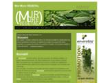 MUR MURE VEGETAL, installateur de murs végétaux, mur végétal, jardin vertical