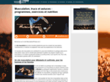 MUSCULATION : exercices, programmes, conseils nutrition