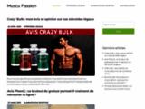 MuscuPassion - News exlusives et infos sur l'entrainement