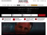Music & Opera: Achat Billet opéra, concert, ballet, festival - Music Opera