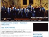 Chorale Gospel Musicales Variations (Vendée)