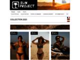 Sun Project - grossiste prêt-à-porter de plage