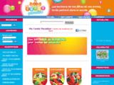 My Candy Paradise bonbon en ligne - Vente de bonbons pas cher