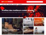 Réductions et codes promotionnels en ligne