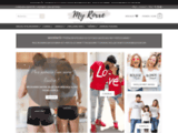 My RoxXe : boutique de vente de vêtements assortis