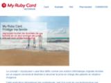 My Ruby Card, profil santé numérique