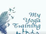 My Yoga training