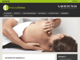 Ostéopathe Marseille - Cabinet d ostéopathie - Natural Osteo
