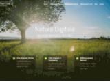 Nature Digitale : Conception site internet à Rennes