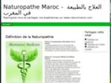 Naturopathie Maroc