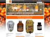 Argousier bio : Sirop, nectar, jus, pâtes de fruits, compléments alimentaires, huile et acerola-propolis