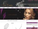 Création joaillerie haut de gamme, bague, collier, pendentif, bracelet en diamant