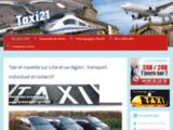 Navette Lille, taxi Lille : transport par navette, taxi aéroports agglo Lille