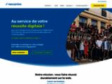 Créer le site de votre TPE avec Neocamino