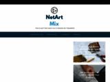 Agence web Agoulême | netartmix.fr | création de site internet charente