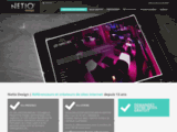 NETIO : Création Site Internet