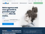 Référencement Web Québec | Positionnement internet | Netleaf