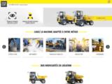 Newloc – spécialiste de la location et vente de matériels BTP