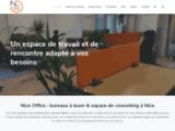 NiceOffice, espace de coworking pour entreprise à Nice